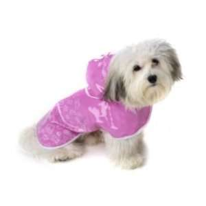 Petrageous Playtime Slicker Dog Coat XS Pink