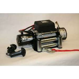 10003 Self Recovery Truck Winch   12000 lbs. Load Capacity Automotive