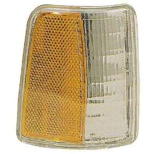 Dodge Dakota Passenger Side Replacement Side Marker Lamp/Reflector