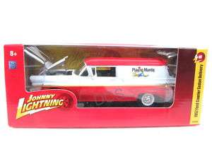 Johnny Lightning 1957 FORD COURIER SEDAN DELIVERY 1/24