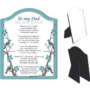 To My Dad from Son (Fathers Day, Birthday, Missing You