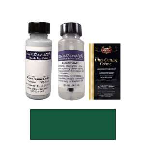 Oz. Aspen Green Metallic Paint Bottle Kit for 1998 Mercedes Benz S