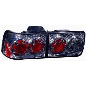 Depo 317 1318FXUSVC Honda Accord Sedan Chrome Tail Light
