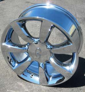 NEW 18 INFINITTI FX35 Q45 OEM CHROME WHEELS RIMS M45 M35 FX45 MURANO