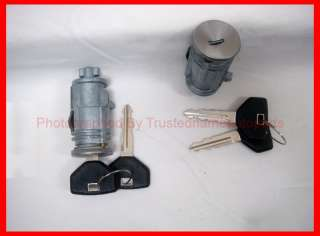 Ignition Lock Cylinder Tumbler with Keys