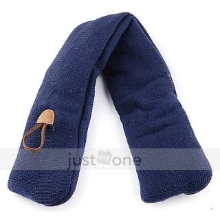 Trendy Baby Toddler Kids Boys Girls Warm Woolen Neck Warmer Wraps