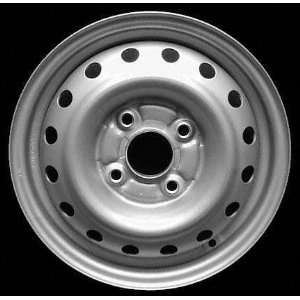 98 02 HONDA ACCORD SEDAN STEEL WHEEL, Diameter 14, Width 5