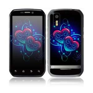 Magic Hearts Design Protective Skin Decal Sticker for