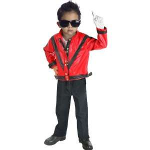 Toddler Michael Jackson Thriller Costume Jacket (Sz 4T) Toys & Games
