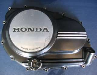 82 Honda VF750S VF750 Sabre Clutch Cover Right Case