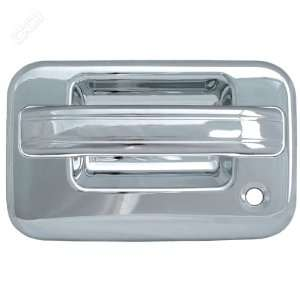 Door Handle Cover No Key Pad With Passenger Side Keyhole   Pack Of 2