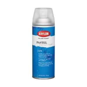 Krylon Fine Art Fixative Aerosol Spray 11 Ounces; 2 Items