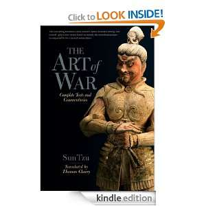 The Art of War Complete Texts and Commentaries Sun Tzu, Thomas