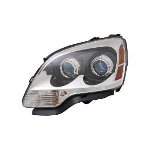 TYC 20 6892 00 GMC Acadia Left Replacement Head Lamp