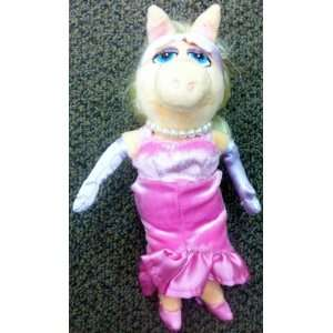 Disney the Muppets Miss Piggy 8 Plush Doll Toy Toys & Games