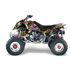 Racing Polaris Outlaw 450 500 525 2006 2008 ATV Quad Graphic Kit