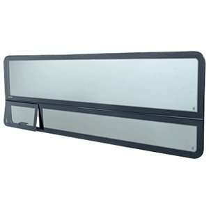 CRL All Glass Look Sprinter Van Passenger Side Rear Window Short