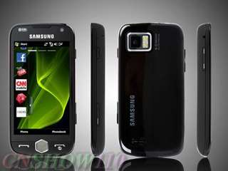 New SAMSUNG i8000 8GB 3G GPS WIFI 5MP Unlocked Phone