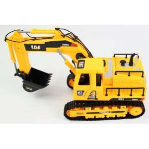 BIG WORKING Front Shovel Digger RC Full Function Construction Truck