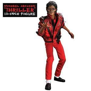 Michael Jackson Thriller Action Figure Toys & Games