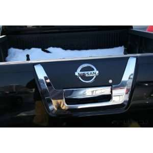 Putco 403412 Chrome Trim Tailgate Handle Cover Automotive