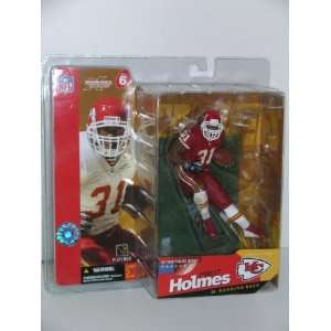 McFarlane Priest Holmes Kansas City Chiefs NFL Football