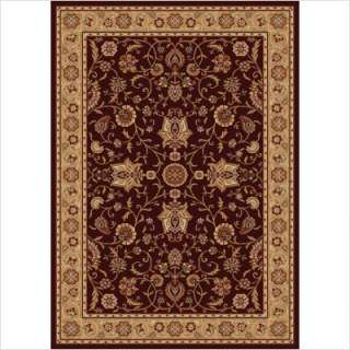 Home Dynamix Madlena Brown / Gold Oriental Rug