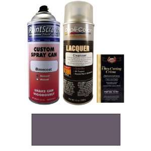12.5 Oz. Dark Gray Purple Pearl Spray Can Paint Kit for 1996 Infiniti