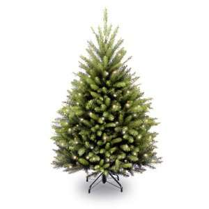 Dunhill Fir Tree with 450 Clear Lights   4.5 Foot