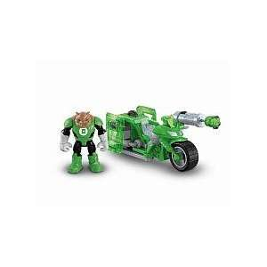 Super Friends Hero World Action Figure Vehicle Kilowog Toys & Games