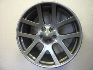 22 SRT10 Dodge Ram Dakota Durango Wheel Rim Comp Grey