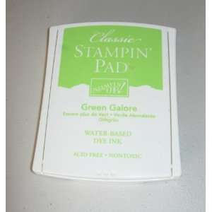 Stampin Up Classic Stampin Pad Water Based Dye Ink