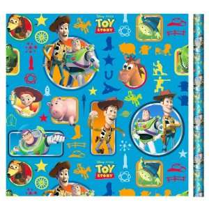Lets Party By Hallmark Disney Toy Story 3 Gift Wrap