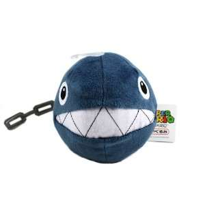 5 Official Sanei Chain Chomp Soft Stuffed Plush Super