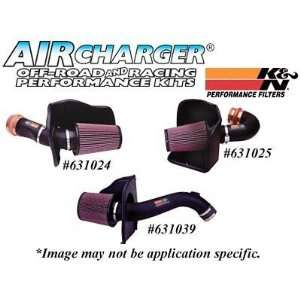 K&N Engineering 631079 Cold Air and Short Ram Intake