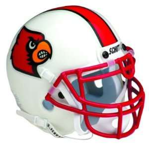 LOUISVILLE CARDINALS OFFICIAL FULL SIZE SCHUTT FOOTBALL