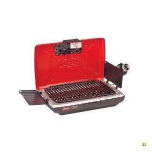 Roadtrip Table Top Grill with Case Tailgate Combo Sports