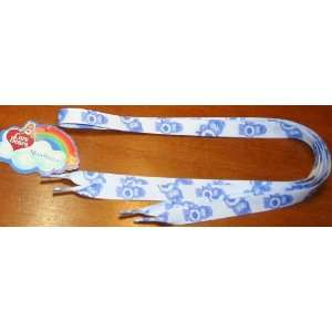 Shoelaces Care Bears Grumpy Bear