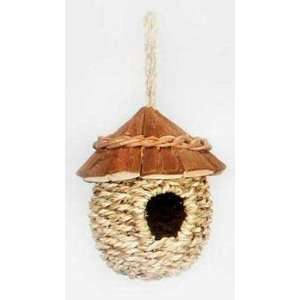 Top Quality Wood Roof Bird Nest/house