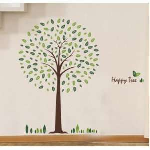 Tree Wall Sticker Decal Ideal for Kids Room Baby Nursery Living Room