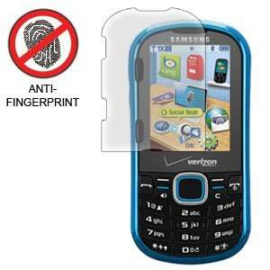 Anti Fingerprint Screen Protector for Samsung Intensity II