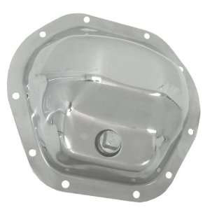 Rugged Ridge 11118.03 Stainless Rear Differential Cover Automotive