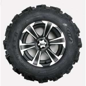 ITP Mud Lite XTR Tire/SS312 Alloy Wheel Kit  Sports