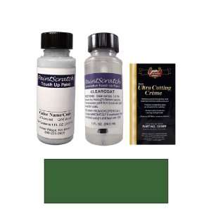 Oz. Everest Green Metallic Paint Bottle Kit for 2004 Mercedes Benz G