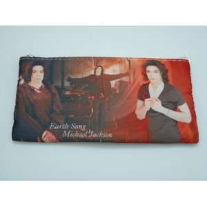 Earth Song Michael Jackson Coin Purse/pencil Case