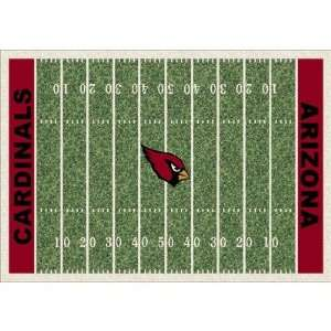 NFL Homefield Arizona Cardinals Football Rug Size 310 x