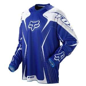 Fox Racing HC Jersey   Small/Blue Automotive