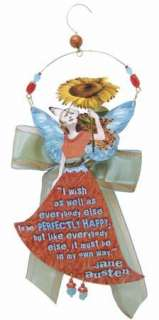 LAINIS LADIES ~ PERFECTLY HAPPY ~ ORNAMENT CARD