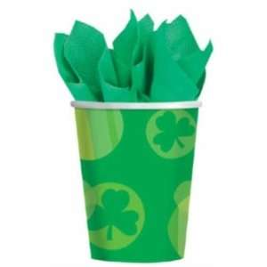 St Patricks Day Paper Cups Case Pack 4   680208