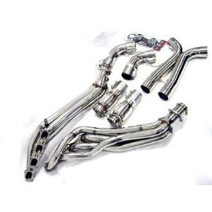 OBX EXHAUST HEADERS 07 10 FORD SHELBY MUSTANG GT500